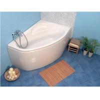 Ванна асимметричная Vagnerplast Flora 150x100 L/R VPBA151FLA3LX-01/NO