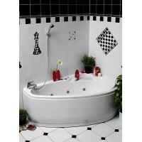 Ванна асимметричная Vagnerplast Selena 160x105 L/R VPBA163SEL3LX-01/NO