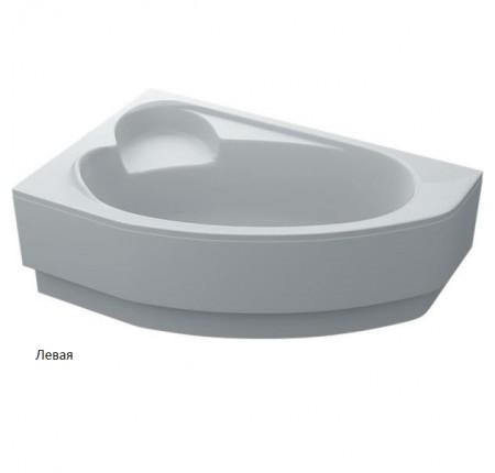 Ванна асимметричная Swan Leoni 170x110 L/R