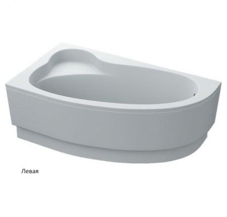 Ванна асимметричная Swan Gloria 160x90 L/R