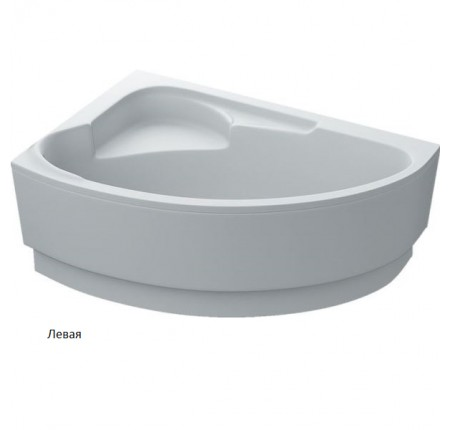 Ванна асимметричная Swan Fiona 150x100 L/R