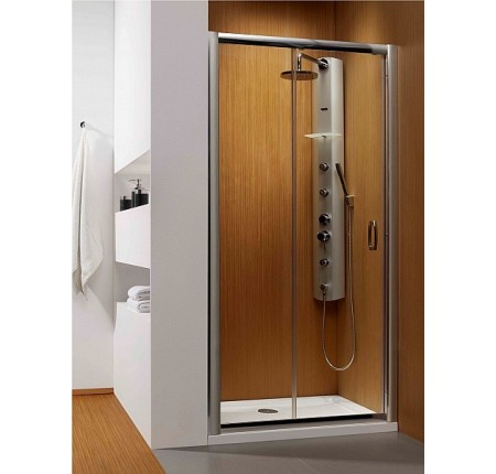 Душевая дверь Radaway Premium Plus DWJ 33302-01-01N 1100мм