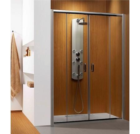 Душевая дверь Radaway Premium Plus DWD 33353-01-08N 1400мм