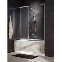 Шторка для ванны Radaway Vesta DWD 203150-01 1500мм