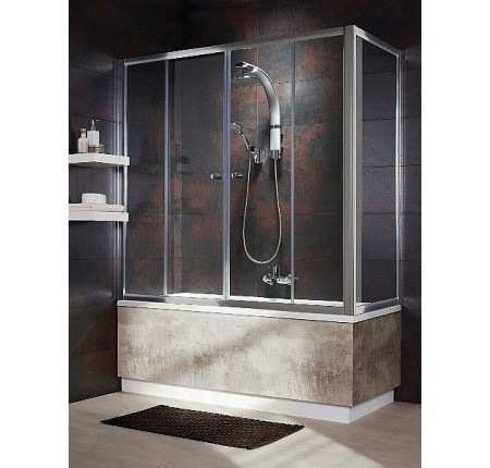 Боковая шторка для ванны Radaway Vesta S80 DWD 204080-06 800мм