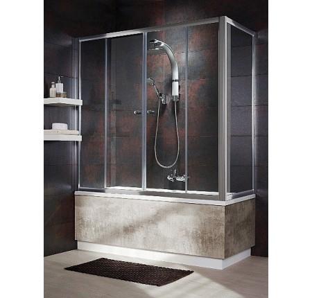 Боковая шторка для ванны Radaway Vesta S75 DWD 204075-01 750мм