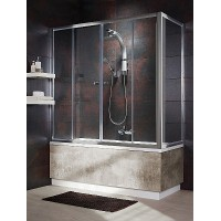 Боковая шторка для ванны Radaway Vesta S650 DWD 204065-06 650мм