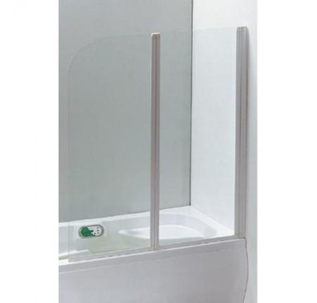 Шторка для ванны Eger 599-121 W 1200x1380мм