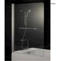 Шторка для ванны Eger 599-02 Grey L/R 800x1500мм