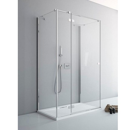 Душевая дверь Radaway Fuenta New KDJ+S 100 384022-01-01 L/R 1000мм