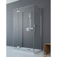 Душевая дверь Radaway Essenza New KDJ+S 80 385021-01-01 L/R 800мм