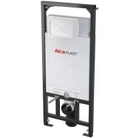 Скрытая инсталляция для унитаза Alca Plast A101/1200 + кнопка M171