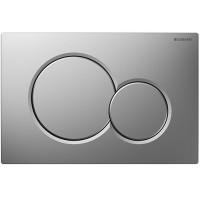 Кнопка смыва Geberit Sigma 01 115.770.46.5 хром-матовая