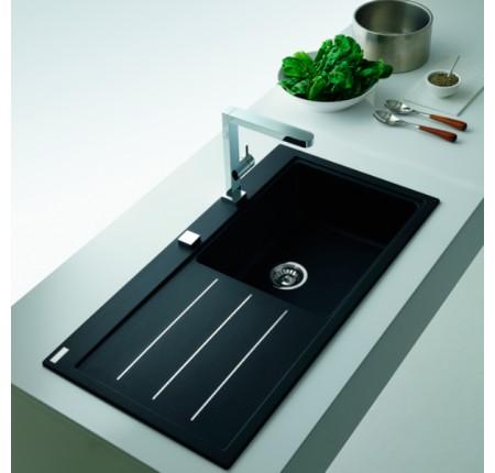 Мойка для кухни Franke Mythos Fusion MTF 611-100 114.0157.287 оникс правая