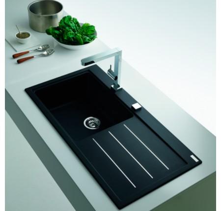 Мойка для кухни Franke Mythos Fusion MTF 611-100 114.0157.264 оникс левая
