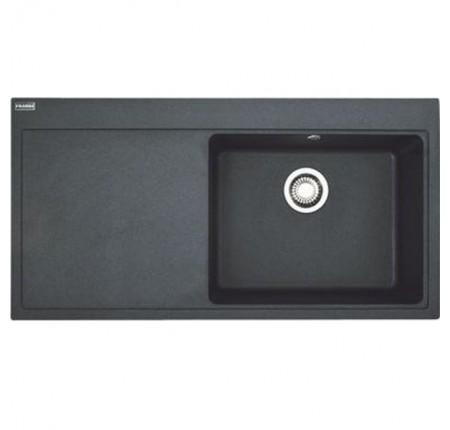 Мойка для кухни Franke Mythos MTG 611 114.0067.387 графит
