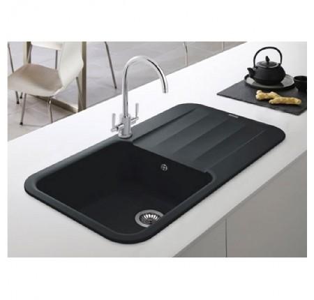 Мойка для кухни Franke Pebel PBG 611-97 114.0258.074 оникс