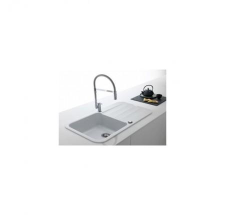 Мойка для кухни Franke Pebel PBG 611-97 114.0258.076 белый