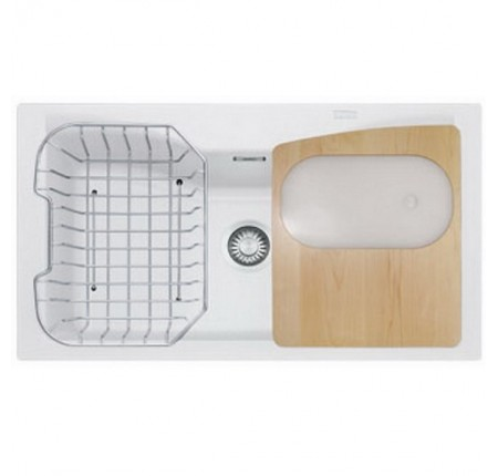 Мойка для кухни Franke Acquario Line AEG 610 114.0185.319 белый