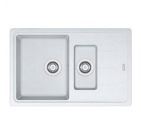 Мойка для кухни Franke Basis BFG 651-78 114.0272.602 белый