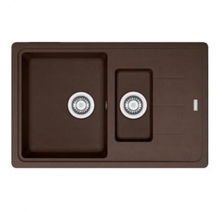 Мойка для кухни Franke Basis BFG 651-78 114.0272.632 шоколад