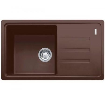 Мойка для кухни Franke Malta BSG 611-78 114.0375.039 шоколад