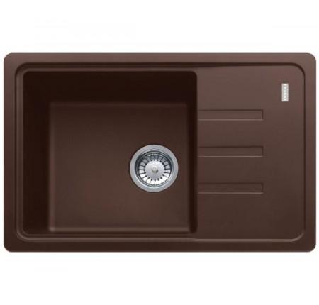 Мойка для кухни Franke Malta BSG 611-62 114.0375.048 шоколад