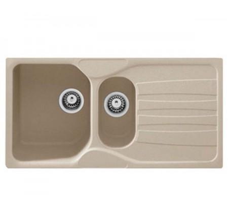 Мойка для кухни Franke Calypso COG 651 114.0060.575 бежевый