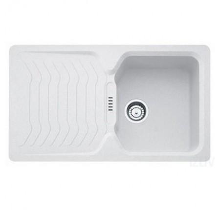 Мойка для кухни Franke Bahia BAG 611 114.0170.907 белый