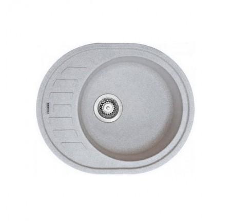 Мойка для кухни Franke Ronda ROG 611-62 114.0205.520 серебрянный