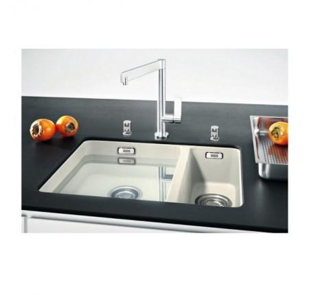 Мойка для кухни Franke Kubus KBG 160 125.0158.599 белый