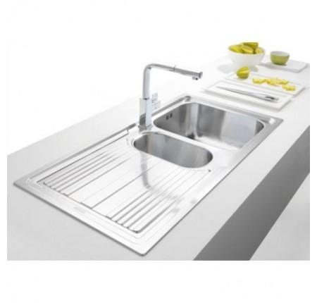 Мойка для кухни Franke Logica Line LLL 651 101.0381.837