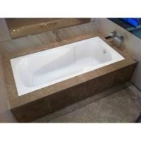Ванна прямоугольная Bliss Selena 180x70 (на каркасе)