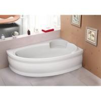 Ванна асимметричная Bliss Belina 170x110 правая (на каркасе+панель)