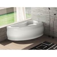 Ванна асимметричная Bliss Fabia 160x100 правая (на каркасе+панель)