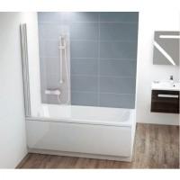 Шторка для ванны Ravak CVS1-80 L/R сатин transparent