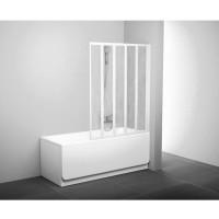 Шторка для ванны Ravak VS5 белый rain (794E010041)