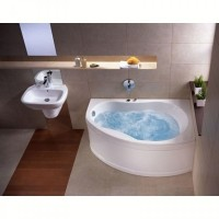 Ванна асимметричная Kolo Promise XWA3270 170 x 110 см, правая