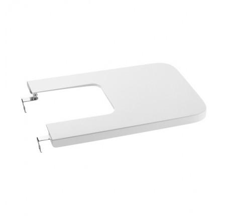 Крышка для биде Roca Inspira Square A80653200B soft close