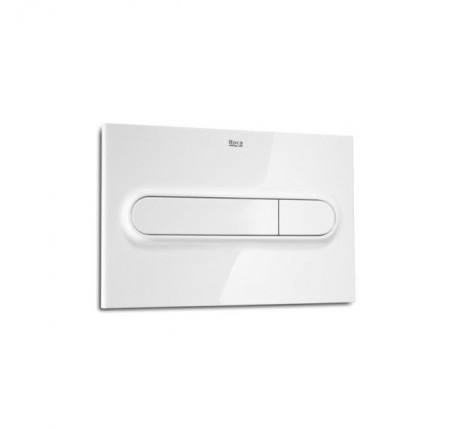 Кнопка смыва Roca PRO PL1 Dual A890095000 белая
