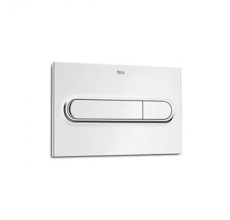 Кнопка смыва Roca PRO PL1 Dual A890095001 хром