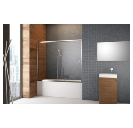 Шторка для ванны Radaway Vesta DWJ 209114-01-01 1400мм