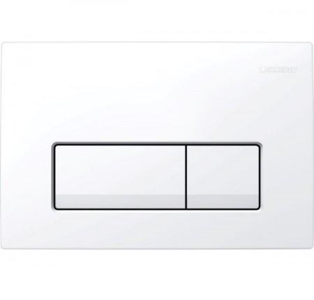 Кнопка смыва Geberit Delta 51 115.105.11.1 белая
