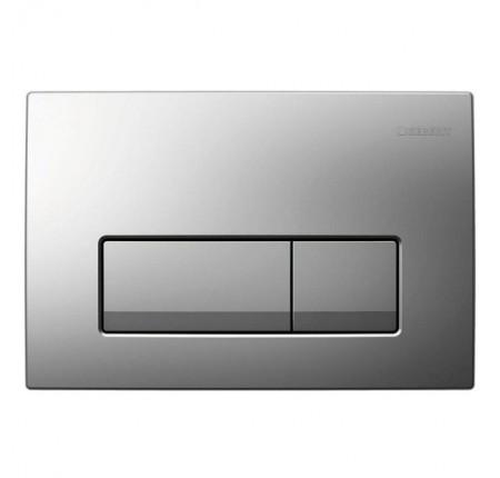 Кнопка смыва Geberit Delta 51 115.105.46.1 хром-матовая