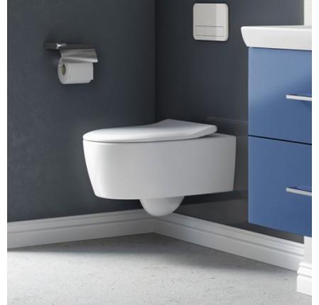 Унитаз подвесной Villeroy&Boch Avento Direct Flush 5656RS01 soft close Slim