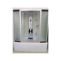 Гидромассажный бокс Atlantis ALK-1108-A 150x88x218 черный / белый