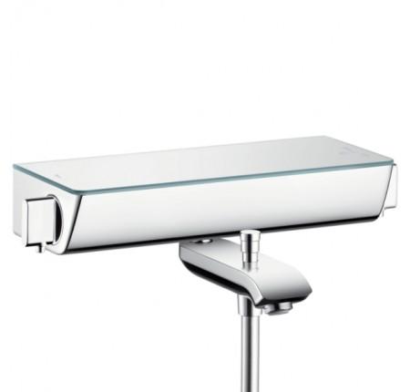 Смеситель для ванны с термостатом Hansgrohe Ecostat Select 13141000
