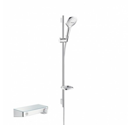 Душевая система Hansgrohe Raindance Select E 120 3jet/ Combi 27027000