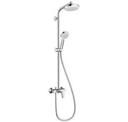 Душевая система Hansgrohe Crometta 160 Showerpipe 27266400