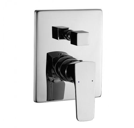 Смеситель скрытого монтажа для ванны Imprese Valtice VR-10320(Z)